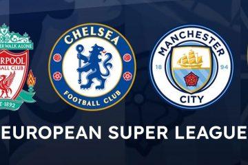 European Super League: Uefa ends legal fight against Barcelona, Juventus & Real Madrid
